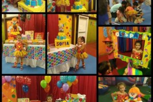 Photo #1: YOLYS PARTY ROOM & MORE