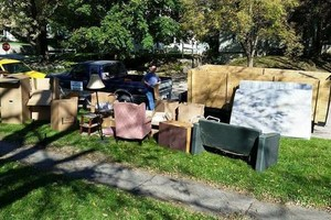 Photo #1: We do junk removal of all kinds & full clean outs