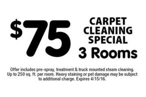 Photo #1: ULTRA CARPET CLEANING/ STEAM CLEANING
