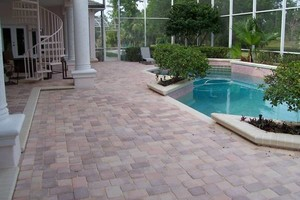 Photo #2: Contractors subcontract us your brick paver work...Great Reputation!