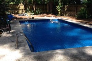 Photo #2: Dan's Home Services LLC - pool and lawn service