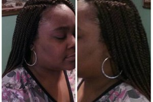 Photo #7: Special pricing: faux locs, ghana braids box braids, rope twist