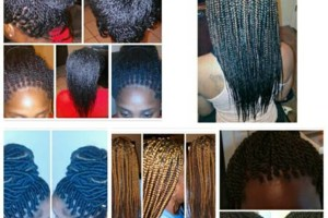 Photo #6: Special pricing: faux locs, ghana braids box braids, rope twist