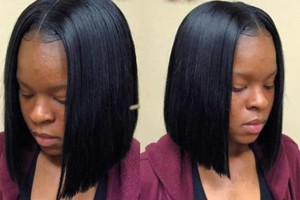 Photo #4: Quickweave, blunt cuts and bobs