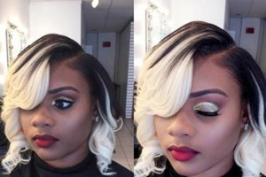 Photo #3: Quickweave, blunt cuts and bobs