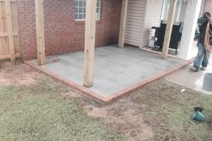 Photo #4: Seminole Concrete, Masonry & Tile