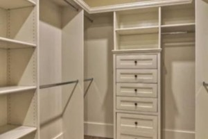 Photo #3: Closet design by Acosta. Carpenter - closet, garage, cabinet and laundry room