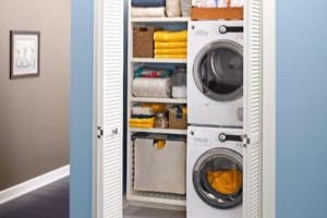 Photo #1: Closet design by Acosta. Carpenter - closet, garage, cabinet and laundry room