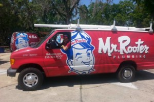 Photo #8: 24/7 Plumber Mr. Rooter. Video Camera Plumbing Inspection