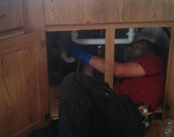 Photo #5: 24/7 Plumber Mr. Rooter. Video Camera Plumbing Inspection