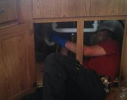 Photo #3: 24/7 Plumber Mr. Rooter. Video Camera Plumbing Inspection