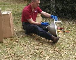 Photo #2: 24/7 Plumber Mr. Rooter. Video Camera Plumbing Inspection