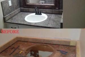 Photo #9: 1/2 PRICE TILE! Full Kitchen & Bathroom Installations