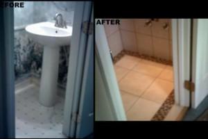 Photo #4: 1/2 PRICE TILE! Full Kitchen & Bathroom Installations
