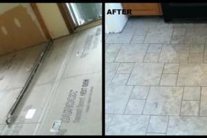 Photo #2: 1/2 PRICE TILE! Full Kitchen & Bathroom Installations