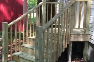 Photo #7: Kelly's Pro Deck and Fence Construction and Repair