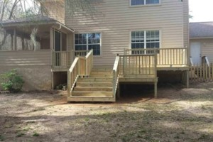 Photo #3: Kelly's Pro Deck and Fence Construction and Repair