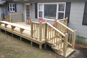 Photo #2: Kelly's Pro Deck and Fence Construction and Repair