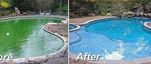 Photo #3: Green Pool and spa cleaning