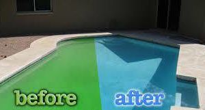 Photo #2: Green Pool and spa cleaning