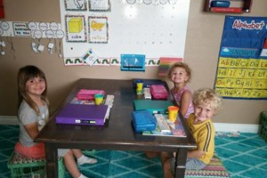 Photo #1: Full-time childcare and preschool