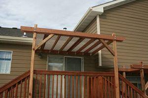 Photo #10: DECK ME! Decks and Pergolas. Licensed & Insured!