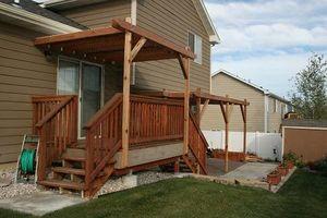 Photo #9: DECK ME! Decks and Pergolas. Licensed & Insured!