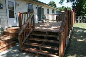 Photo #6: DECK ME! Decks and Pergolas. Licensed & Insured!