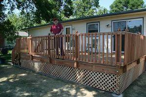 Photo #5: DECK ME! Decks and Pergolas. Licensed & Insured!