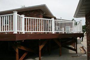Photo #3: DECK ME! Decks and Pergolas. Licensed & Insured!