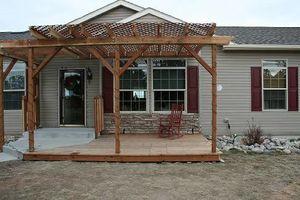 Photo #2: DECK ME! Decks and Pergolas. Licensed & Insured!