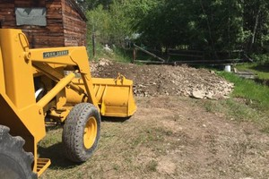 Photo #2: Two backhoes for hire