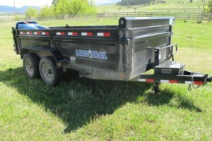 Photo #2: Dump Trailer for rent - $65/half day