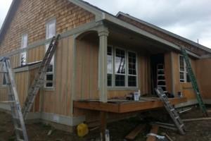 Photo #7: Cage Construction. Framing, Siding, Decks etc.