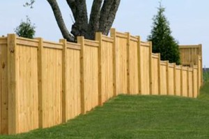 Photo #5: EXPERIENCED FENCE CONTRACTOR