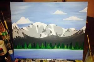 Photo #5: Acrylic painting parties