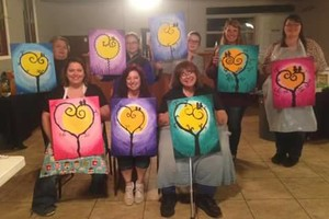 Photo #3: Acrylic painting parties