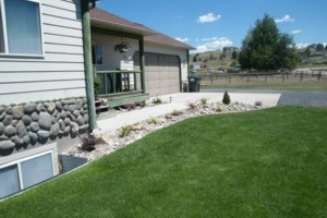 Photo #1: Landscaping/rockwork