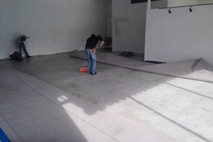 Photo #2: Flooring Installer - carpet repairs/re-stretches