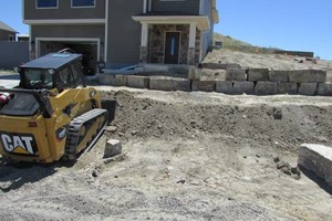 Photo #1: Skid Steer & Dump Trailer