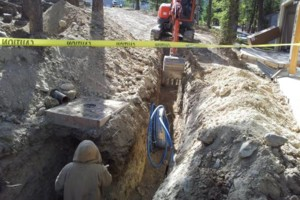 Photo #6: Excavation and Construction