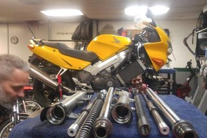 Photo #7: Motorcycle Service/Repair/Parts