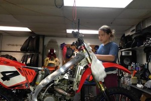 Photo #3: Motorcycle Service/Repair/Parts
