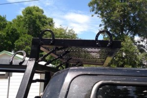 Photo #2: Hood Down Metal Works custom fabrication and mobile welding