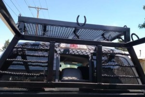 Photo #1: Hood Down Metal Works custom fabrication and mobile welding