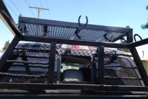 Photo #1: Hood Down Metal Works custom fabrication and mobile welding