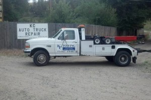 Photo #1: KC TOWING & REPAIR SERVICE