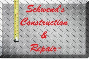 Photo #3: Schwend Construction & Repair. Roofing, Siding, Windows, Doors