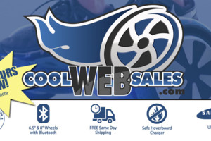 Photo #1: Cool Web Sales - Hoverboard Repair and Sales