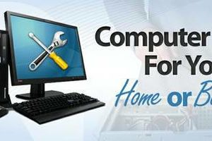 Photo #1: Pc Repair - Virus Removal - Upgrades. $50 flat fee